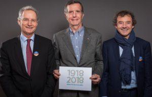 1918-2018: Les 100 ans de La Ligue contre le cancer!