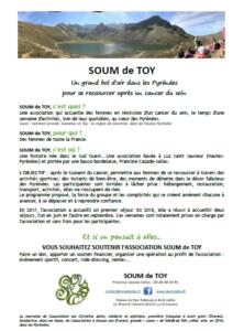 Association SOUM DE TOY: Un grand bol d'air dans les Pyrénées pour se ressourcer après un cancer du sein